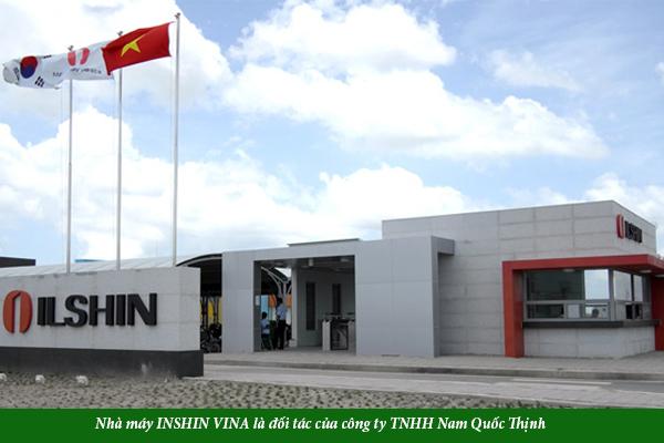 Thanh chống đa năng sử dụng tại nhà máy ILSHIN VINA