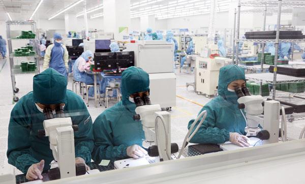 nhà máy SEHWA Hàn Quốc a