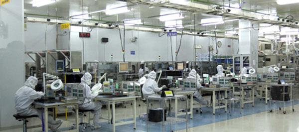 nhà máy SEHWA Hàn Quốc